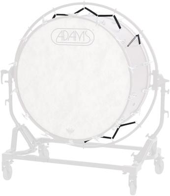 Adams Straps for FS Bass Drum