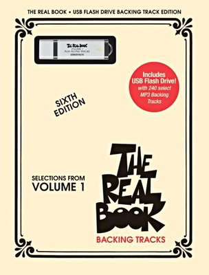 Hal Leonard Real Book USB Play-Along