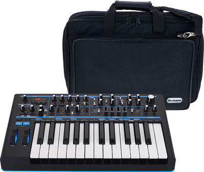 Novation Bass Station II Bag Bundle