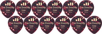 Dunlop Cell. Teardrop Shell Thin
