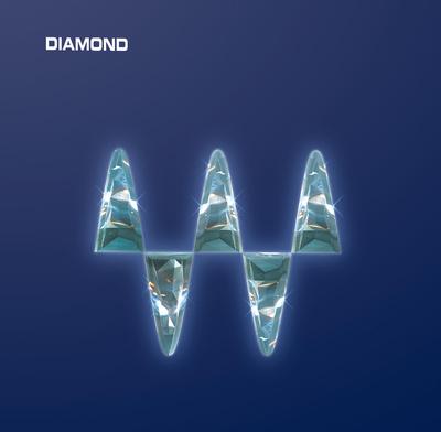 Waves Diamond