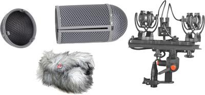 Rycote Stereo WS AE ORTF Kit MZL