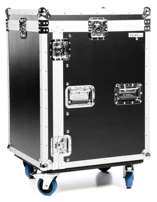 Flyht Pro Case 12U L-Rack Wheels B-Stock