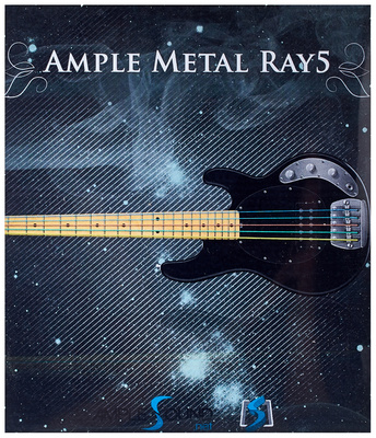 Ample Sound Ample Bass Metal Ray5 III