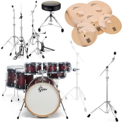 Gretsch Drums Catalina 7-piece Bundle SDCB