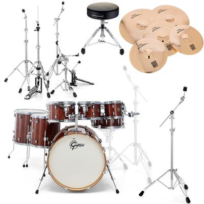 Gretsch Drums Catalina 7-piece Bundle WG