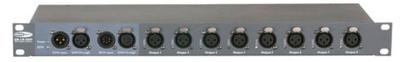 Showtec DB-1-8/RDM Booster / Splitter