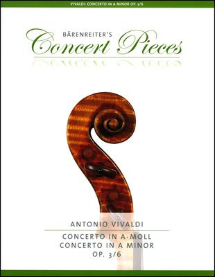 Bärenreiter Vivaldi Concerto op.3/6