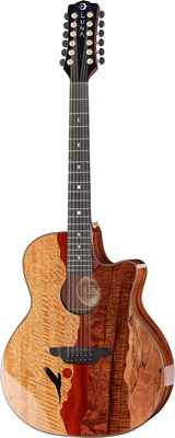 Luna Guitars Vista Eagle 12 A/E
