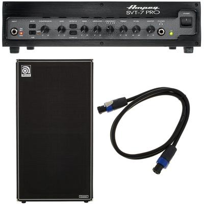 Ampeg SVT-7 Pro Bass Head Bundle