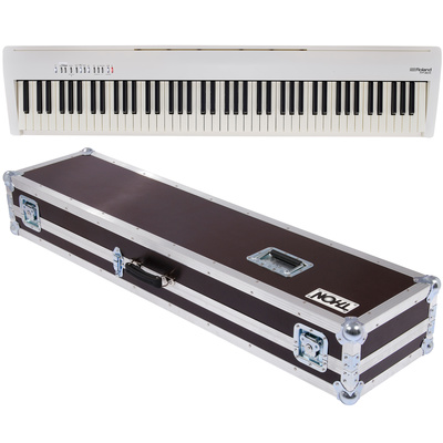 Roland Fp 30x Wh Case Set Thomann Uk