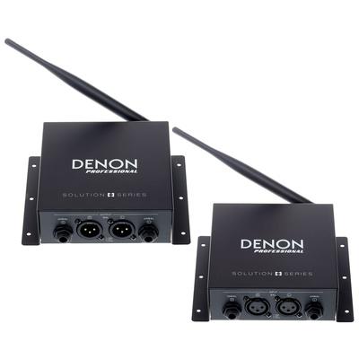 Denon Professional DN-202 Bundle