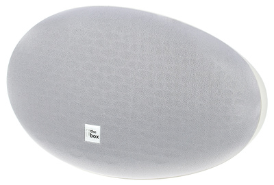 the box Oval 6 White B-Stock