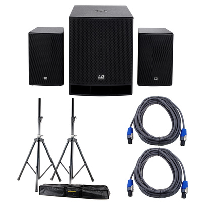 LD Systems Dave 18 G3 Bundle