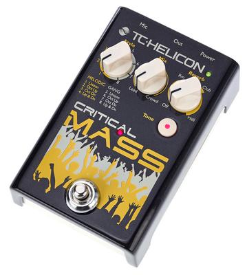 TC-Helicon Critical Mass B-Stock
