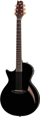 ESP LTD TL-6 BLK Lefthand