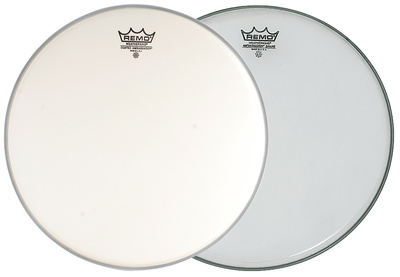 "Remo 14"" Ambassador Coated Set"