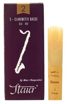 Steuer Classic Bb- Bass Clarinet 2.0