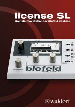 Waldorf Blofeld License SL Sample Opt.