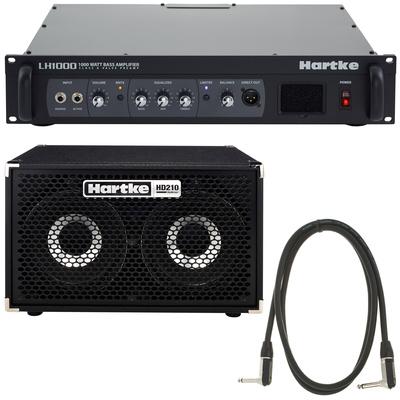 Hartke LH-1000 Bundle 3