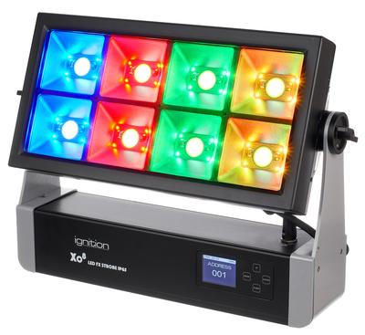 Ignition Xo8 LED FX Strobe IP65 B-Stock