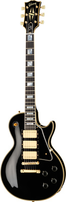 Gibson LP 57 Black Beauty 3PU Gloss