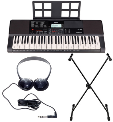 Casio CT-X700 Set