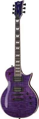 ESP LTD EC-1000 See Thru Purple