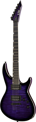 ESP LTD H3-1000 See Thru Purple SB