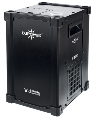 DJ Power V-1 Spark Machine B-Stock