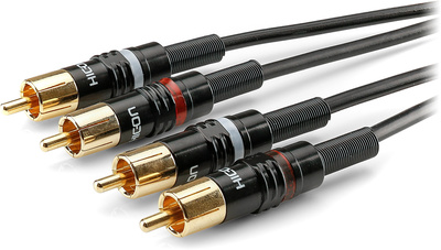 Sommer Cable Basic+ HBP-C2 6,0m