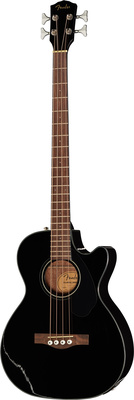 Fender CB-60SCE A-Bass Black 2018
