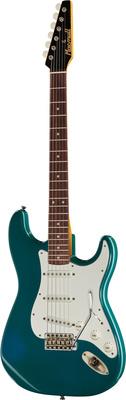 Macmull Guitars S-Classic Lake Placid RW
