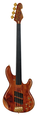 Sandberg Panther 4 Walnut fretless