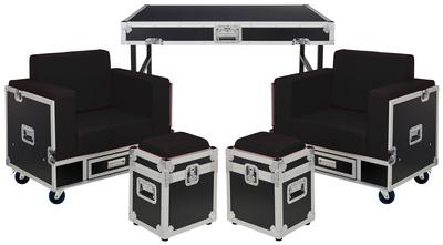 Flyht Pro Sofa Case Black