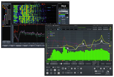 Waves TRACT System Calib + Smaart Di