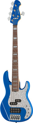 Harley Benton Enhanced MP-5EB Lake Blue