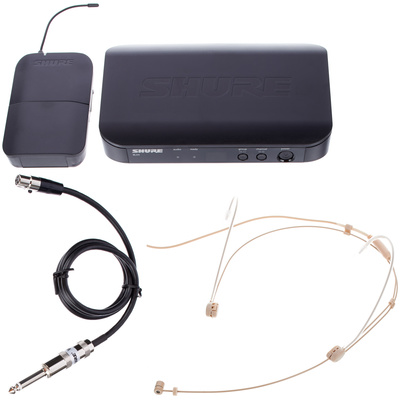 Shure BLX14 T11 HeadmiKe D Bundle
