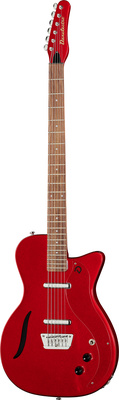 Danelectro 56 Vintage Baritone Red Metal