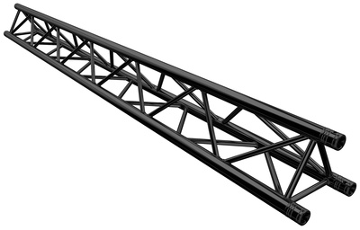 Global Truss F33400-B Truss 4,0m Black