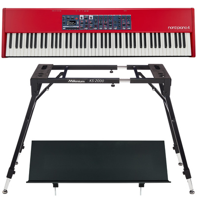 Clavia Nord Piano 4 Stand Bundle