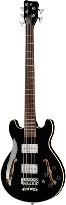 Warwick RB StarBass 5 Solid Black HP