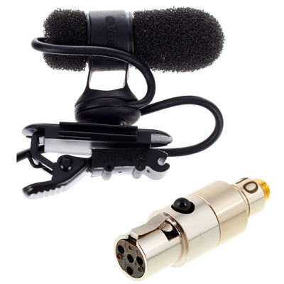 DPA 4080-DL-D-B00 Shure Bundle
