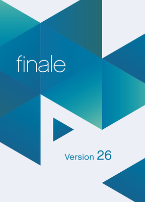 MakeMusic Finale 26 (E) EDU