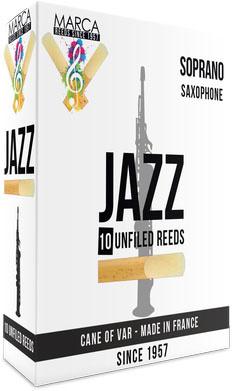 Marca Jazz unfiled Soprano Sax 3.0