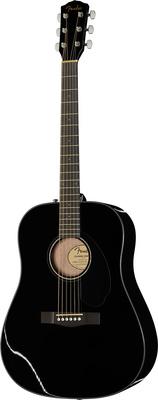 Fender CD-60S Black WN