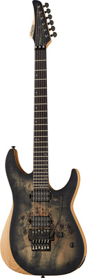 Schecter Reaper-6 FR Satin Charcoal