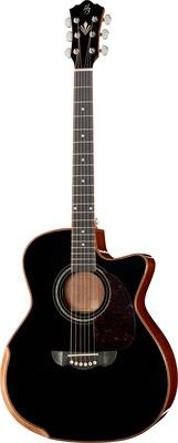 Harley Benton CLG-650SM-CE BK SolidWood