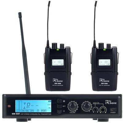 the t.bone IEM 150 Set 640 MHz