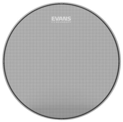 """Evans 24"""" SoundOff Bass Mesh Head"""